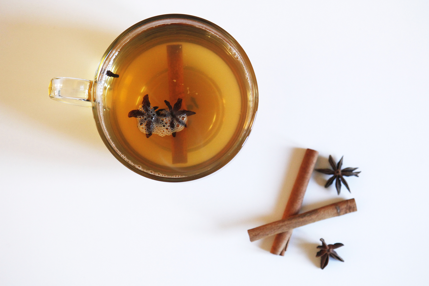 Mulled white wine | Freckle & Fair