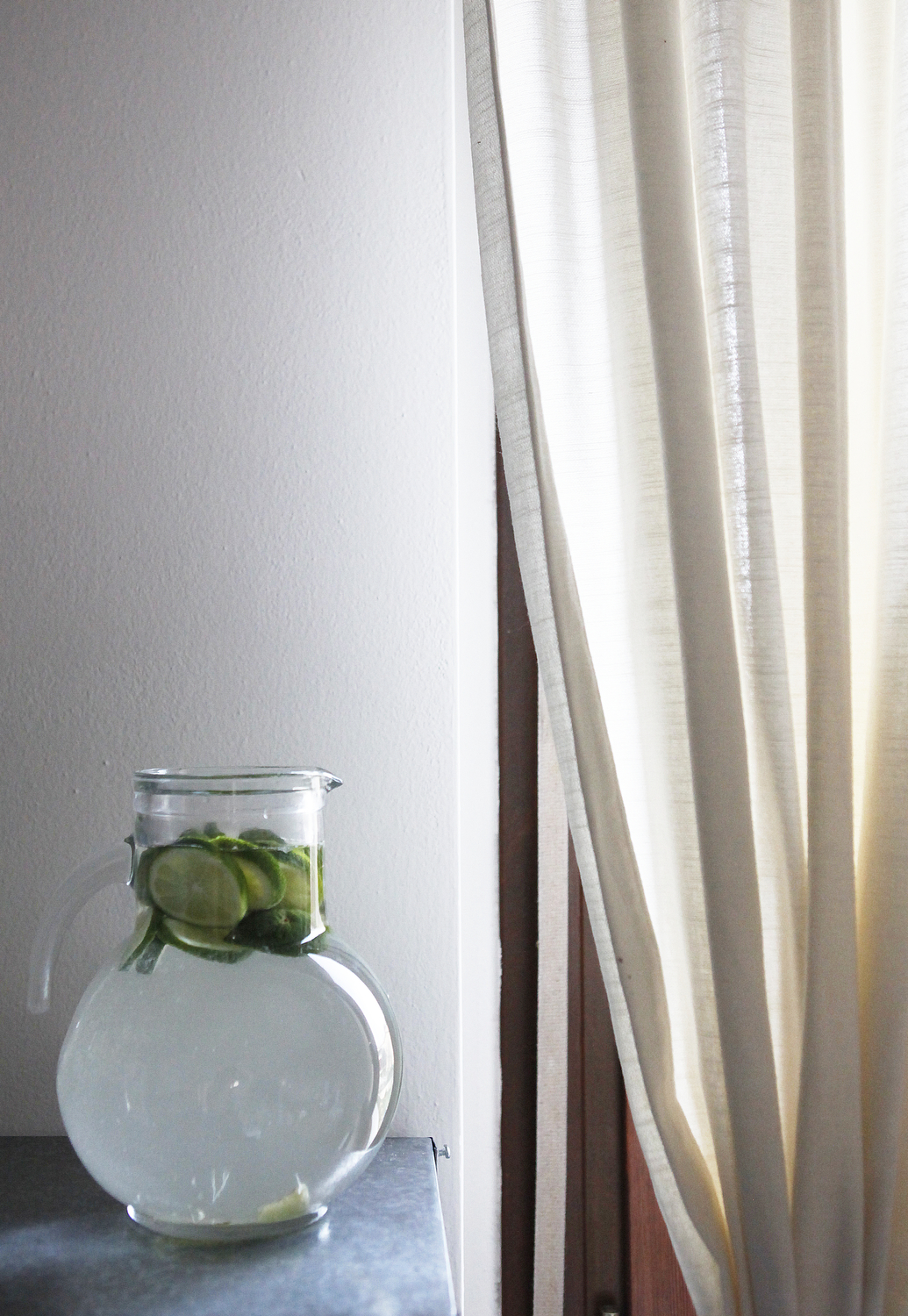 Infused water recipes | Freckle & Fair