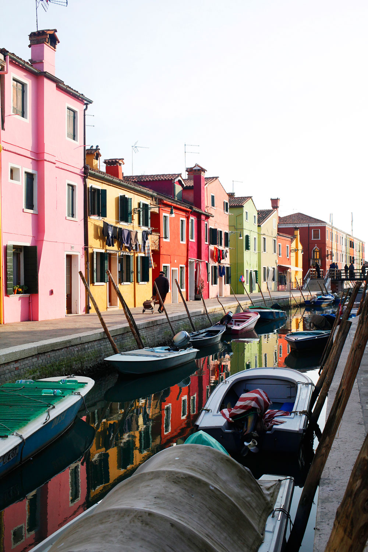 Burano, Italy | Freckle & Fair