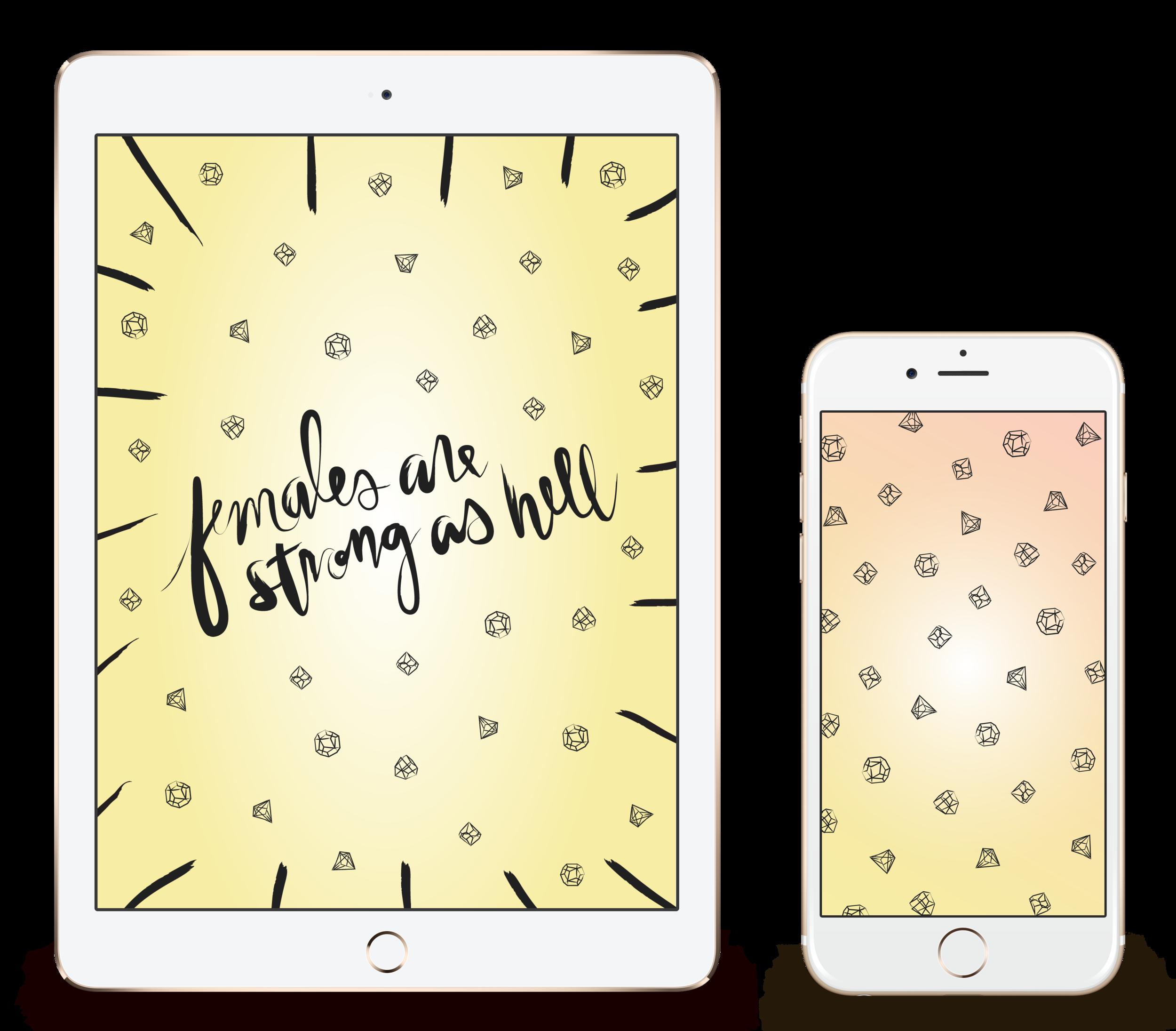 Unbreakable Kimmy Schmidt wallpaper downloads | Freckle & Fair