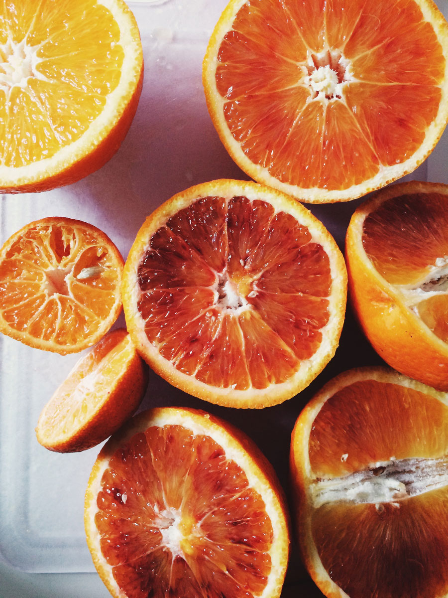 Blood oranges | Freckle & Fair Whole 30 recipe round-up
