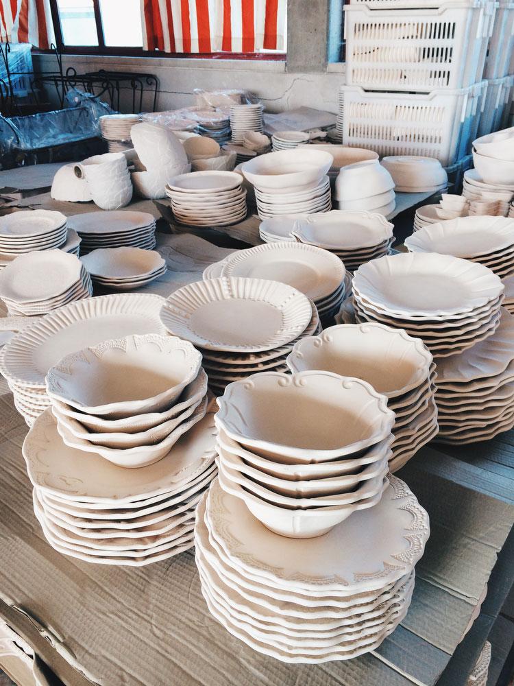 VBC Ceramics in Nove   Freckle & Fair