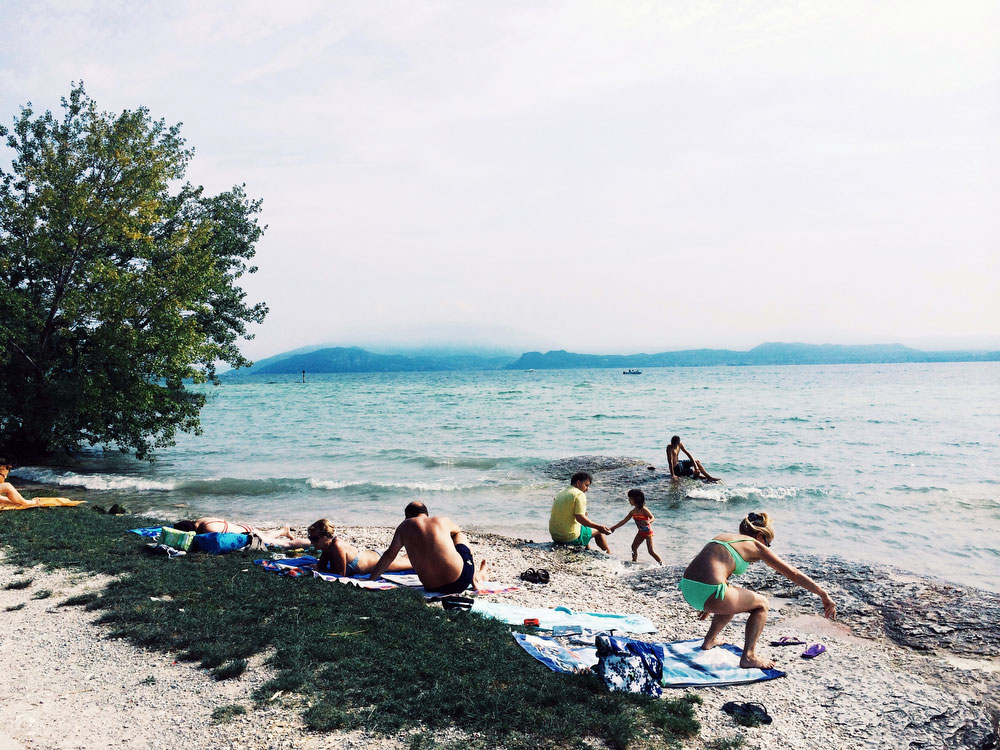 Sirmione, Italy | Freckle & Fair