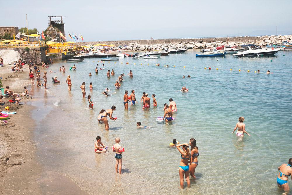 Sorrento, Italy on the Amalfi Coast | Freckle & Fair