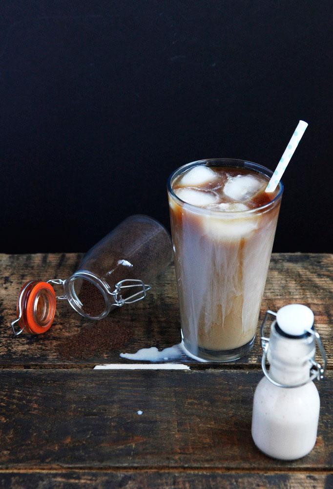 Coffee cake coffee creamer | Freckle & Fair