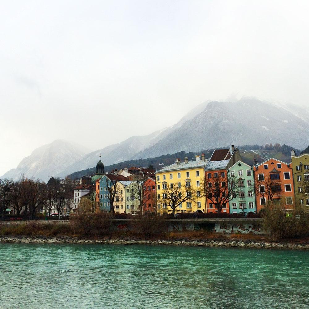 Innsbruck, Austria Christmas Market | freckleandfair.com