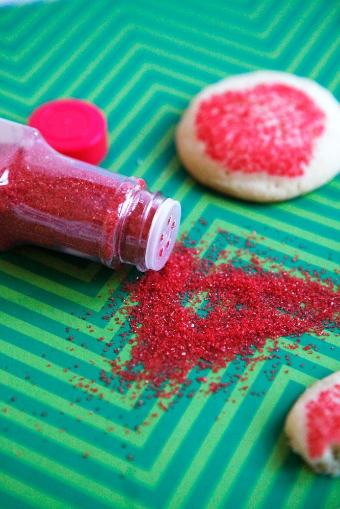 Soft, melty sugar cookies | freckleandfair.com