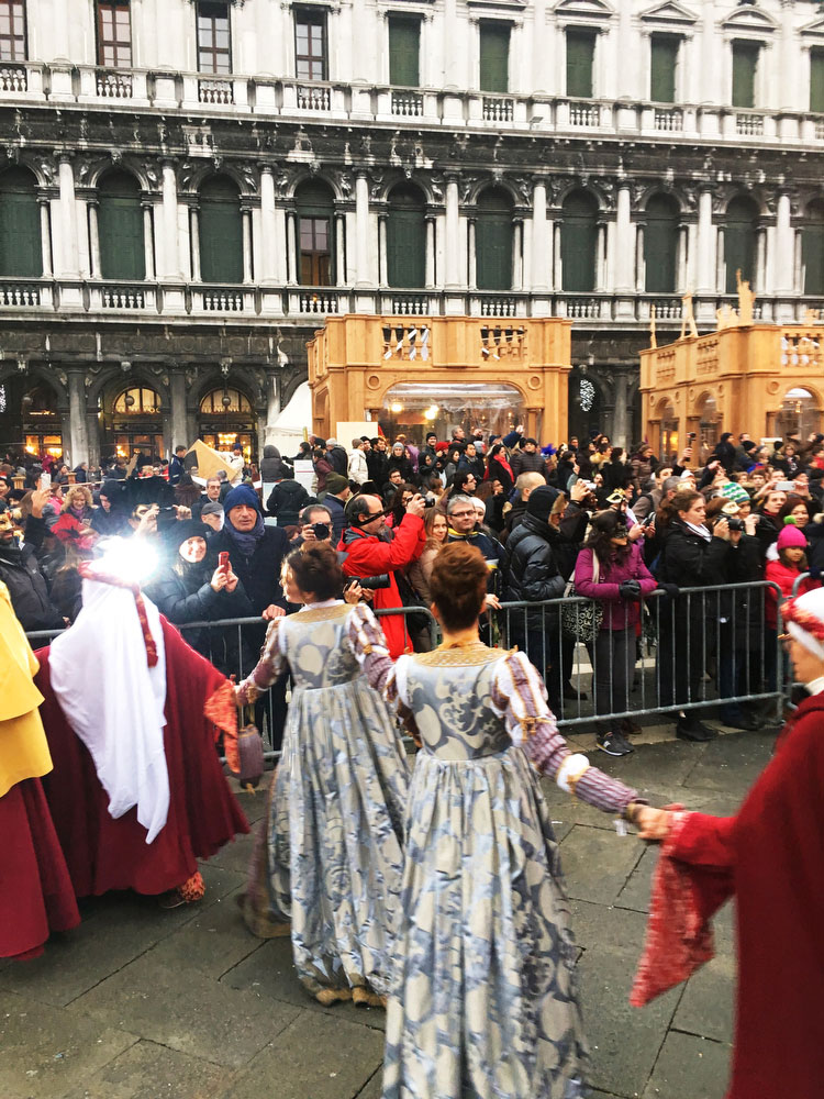 Carnevale in Venice: the Mardi Gras of Italy | www.freckleandfair.com