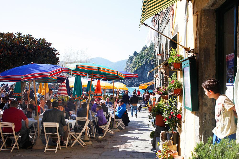 Vernazza in Cinque Terre, Italy | freckleandfair.com
