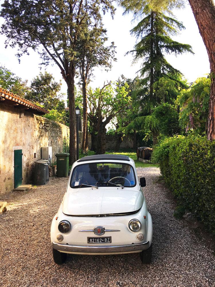 Villa Sceriman winery in northern Italy | freckleandfair.com
