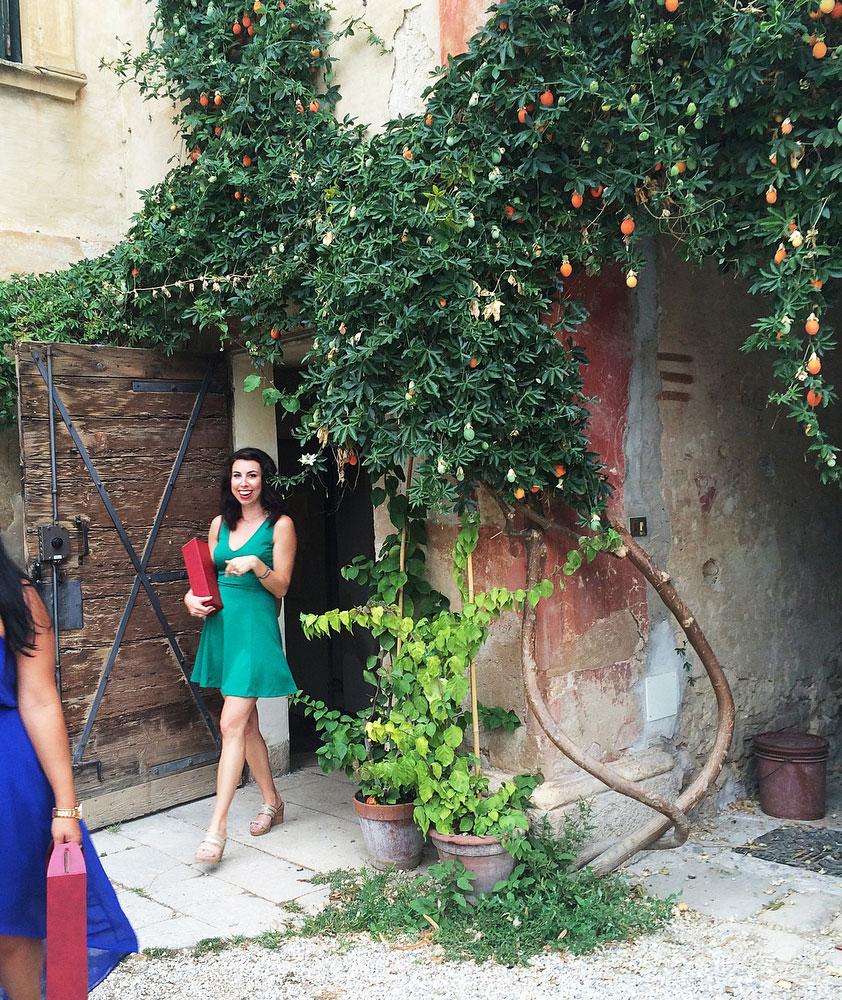 Piovene Porto Godi winery in northern Italy | freckleandfair.com
