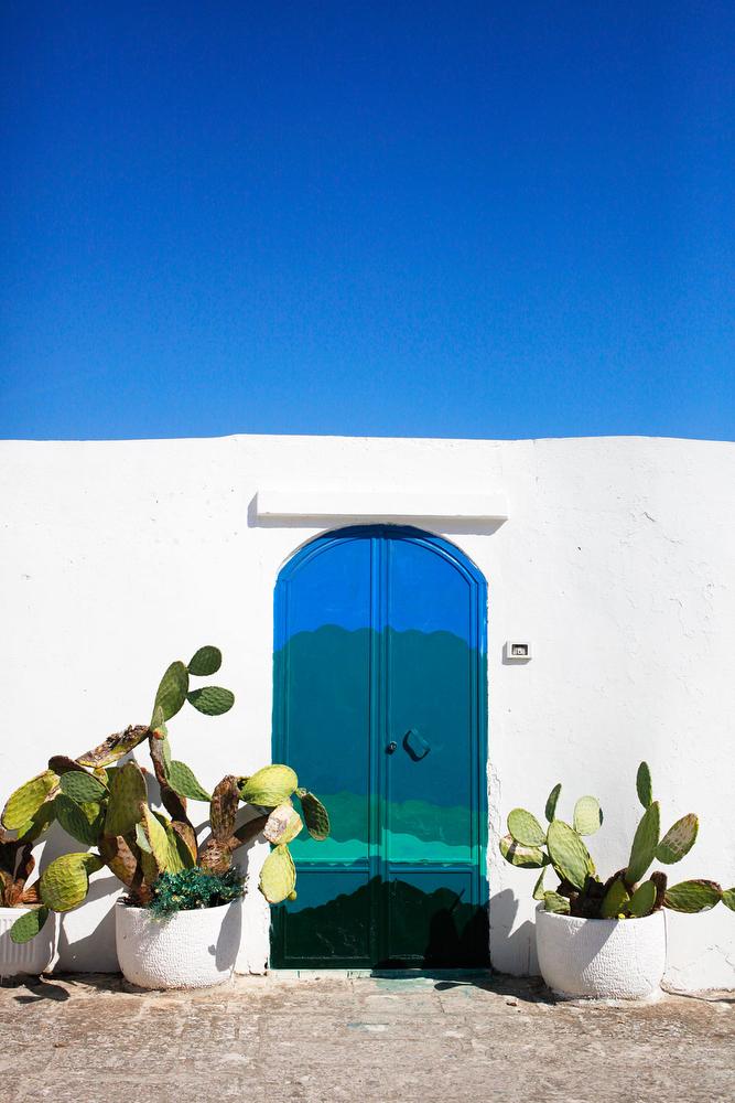 Ostuni, the white city, in Puglia, Italy | freckleandfair.com