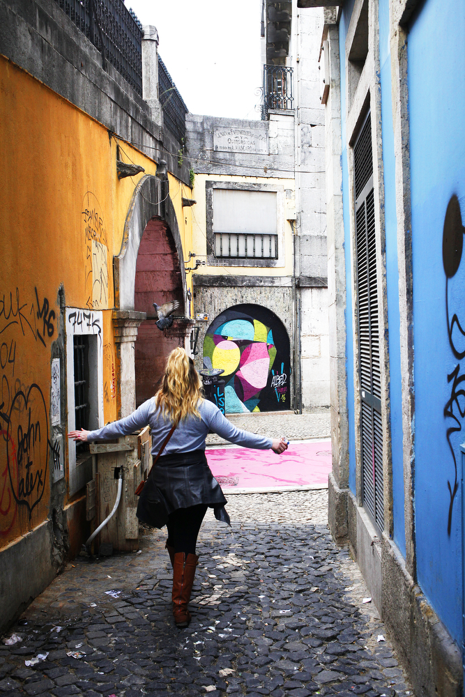 Lisbon, Portugal | Freckle & Fair