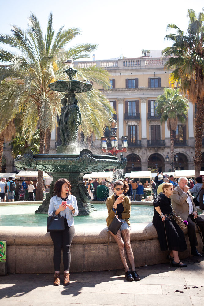 What to do in Barcelona | freckleandfair.com
