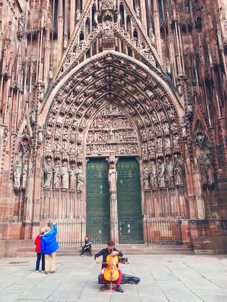 Strasbourg, France | freckleandfair.com