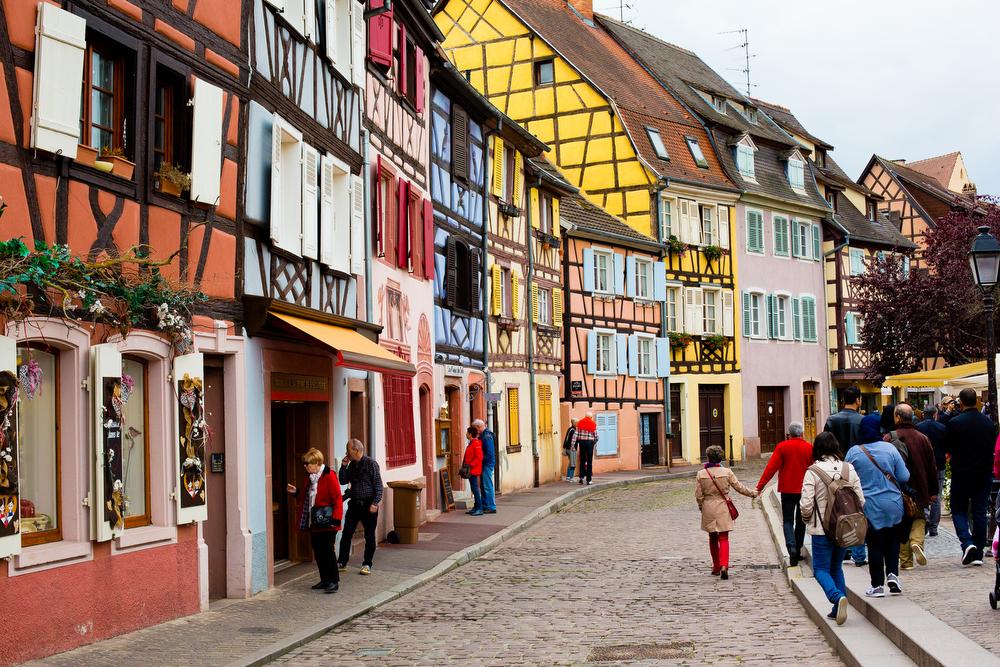 Alsace region, France | Freckle & Fair