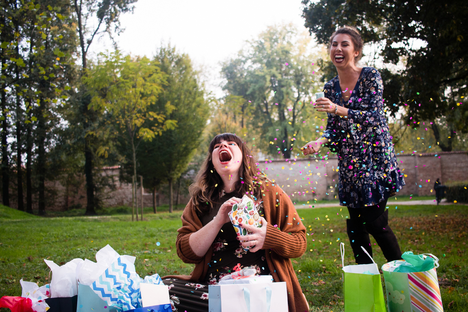 Baby shower photos by Cait Griffin