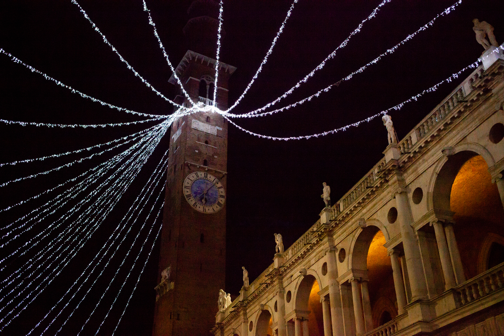 Vicenza Christmas market | Freckled Photos