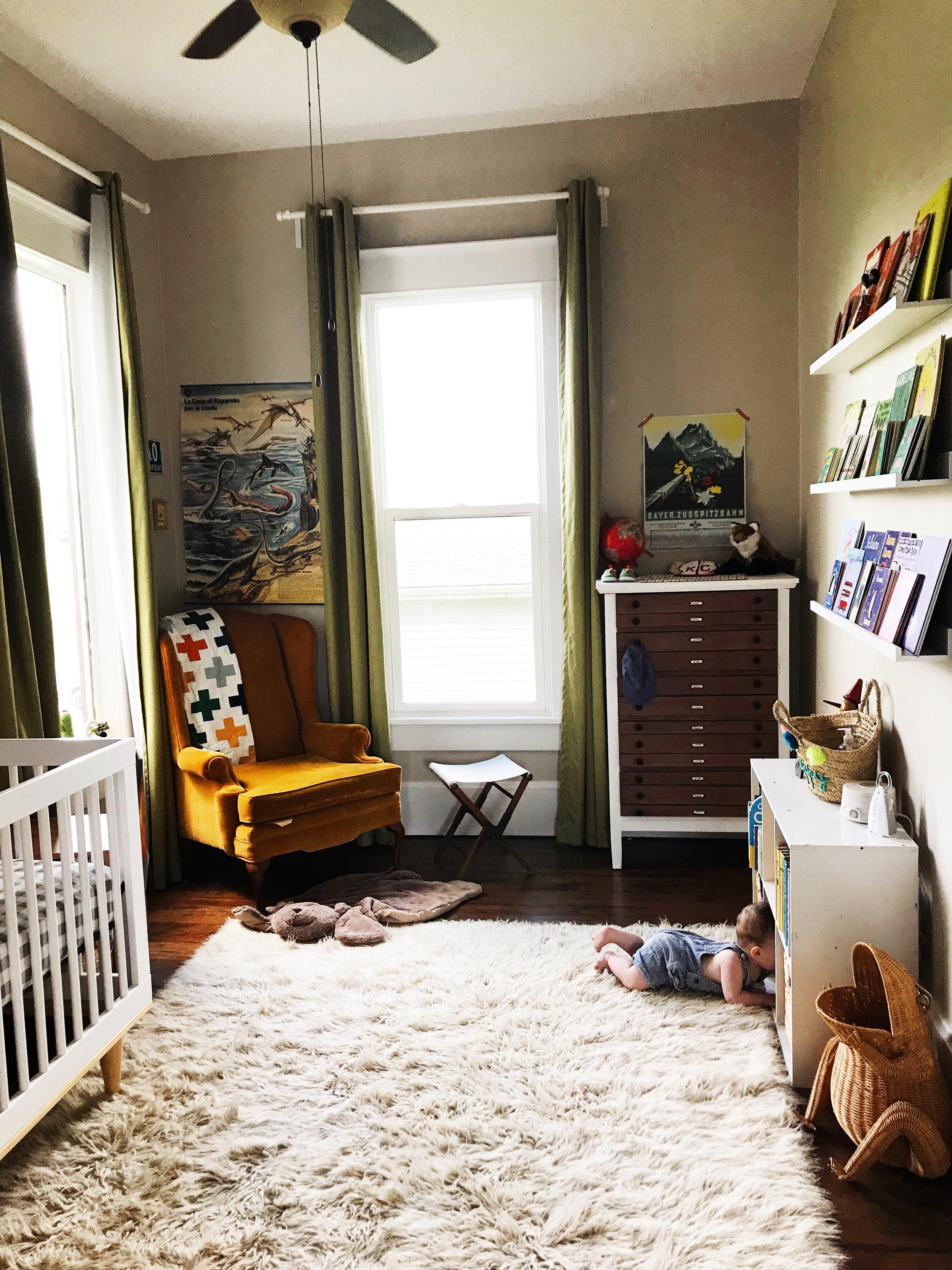 Katie's century-old Missouri farmhouse | Freckle & Fair