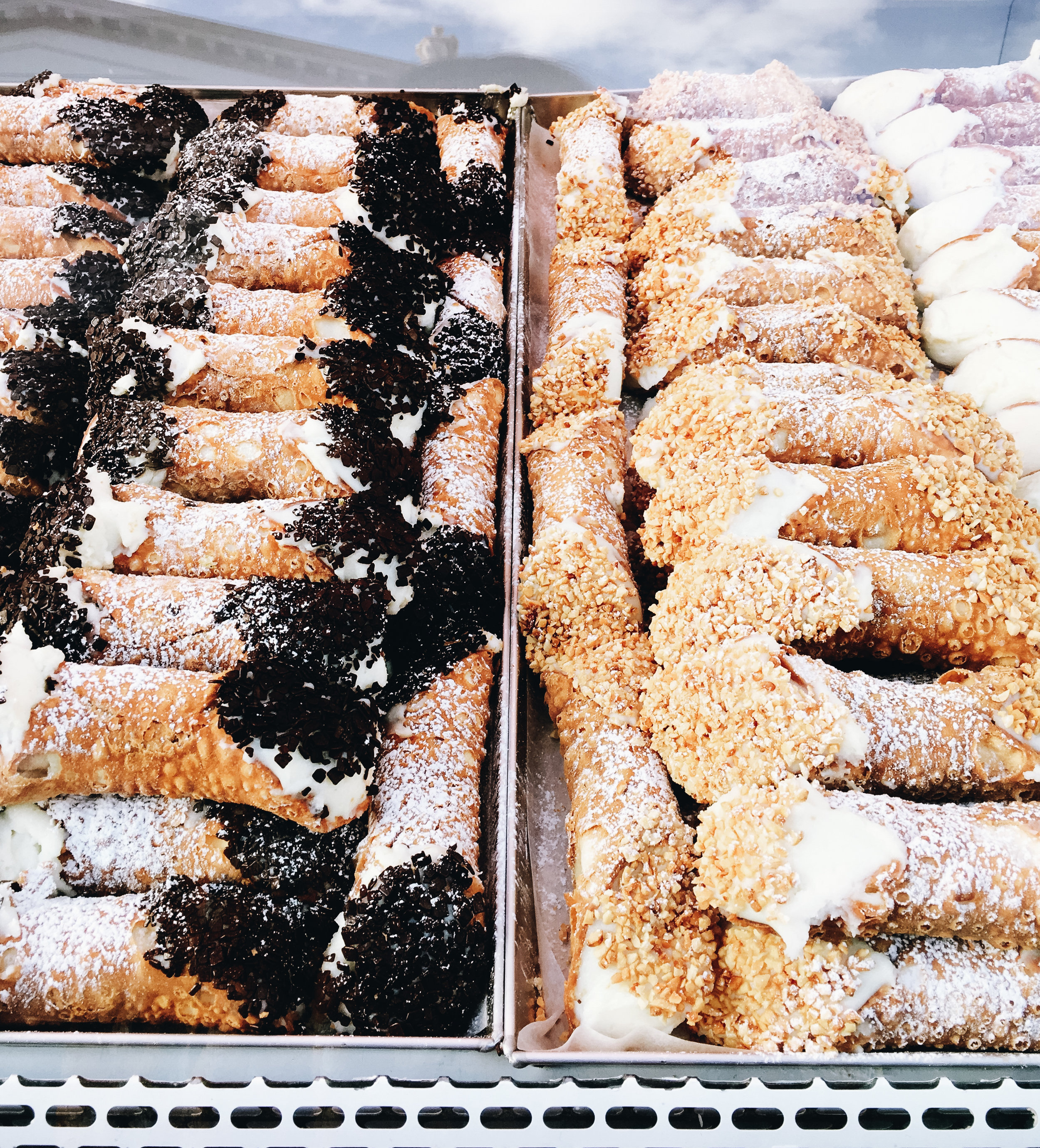 Cannoli Veneto, Italy | Freckle & Fair