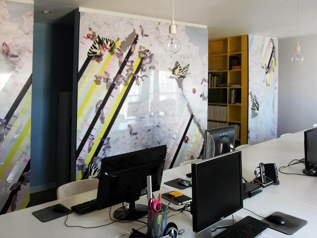 Atelier Manferdini office in Venice, CA.