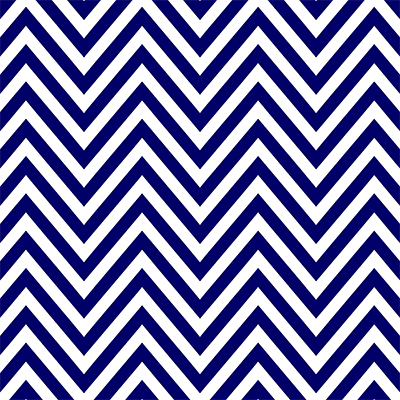 Chevron:  A traditional, woven or printed designof zigzags in a stripe layout.