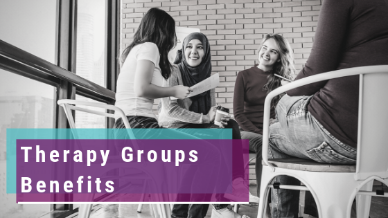 Here are Five FAQs answered about the great benefits of Therapy Groups aka Communities.