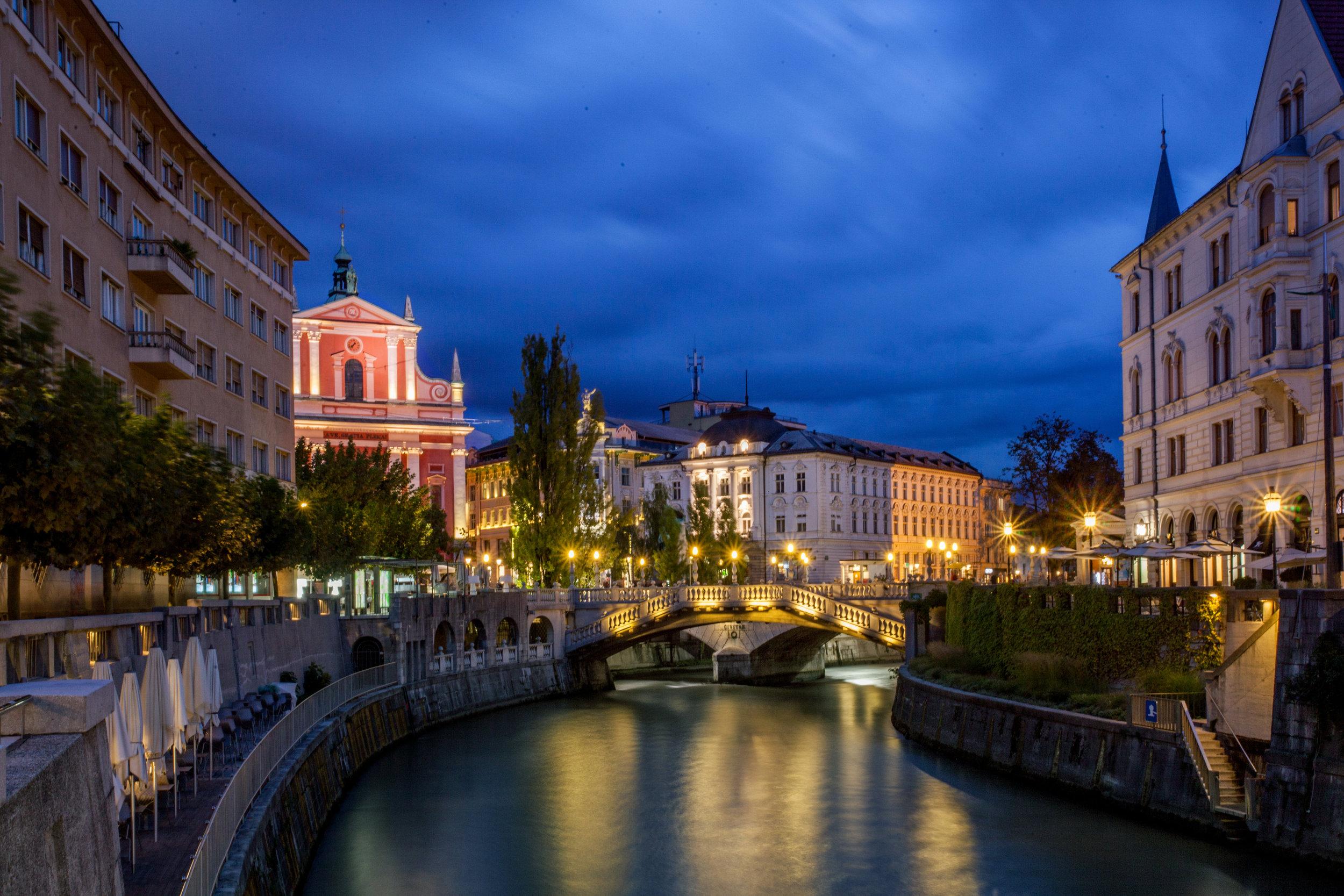 Ljubljana, Austria