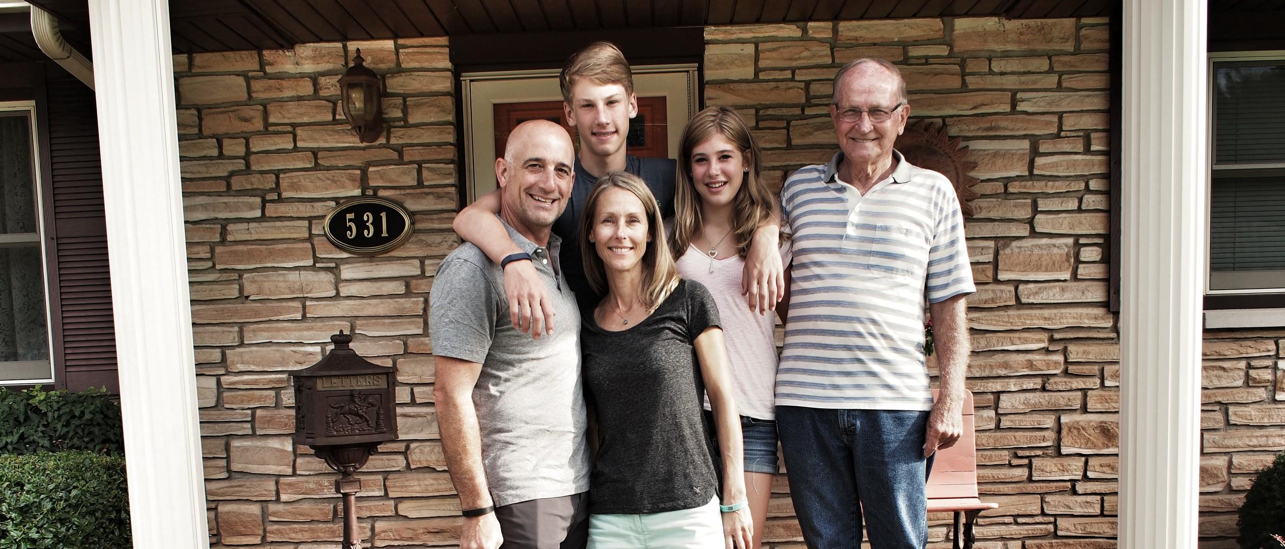 Grandpa Kenny's House