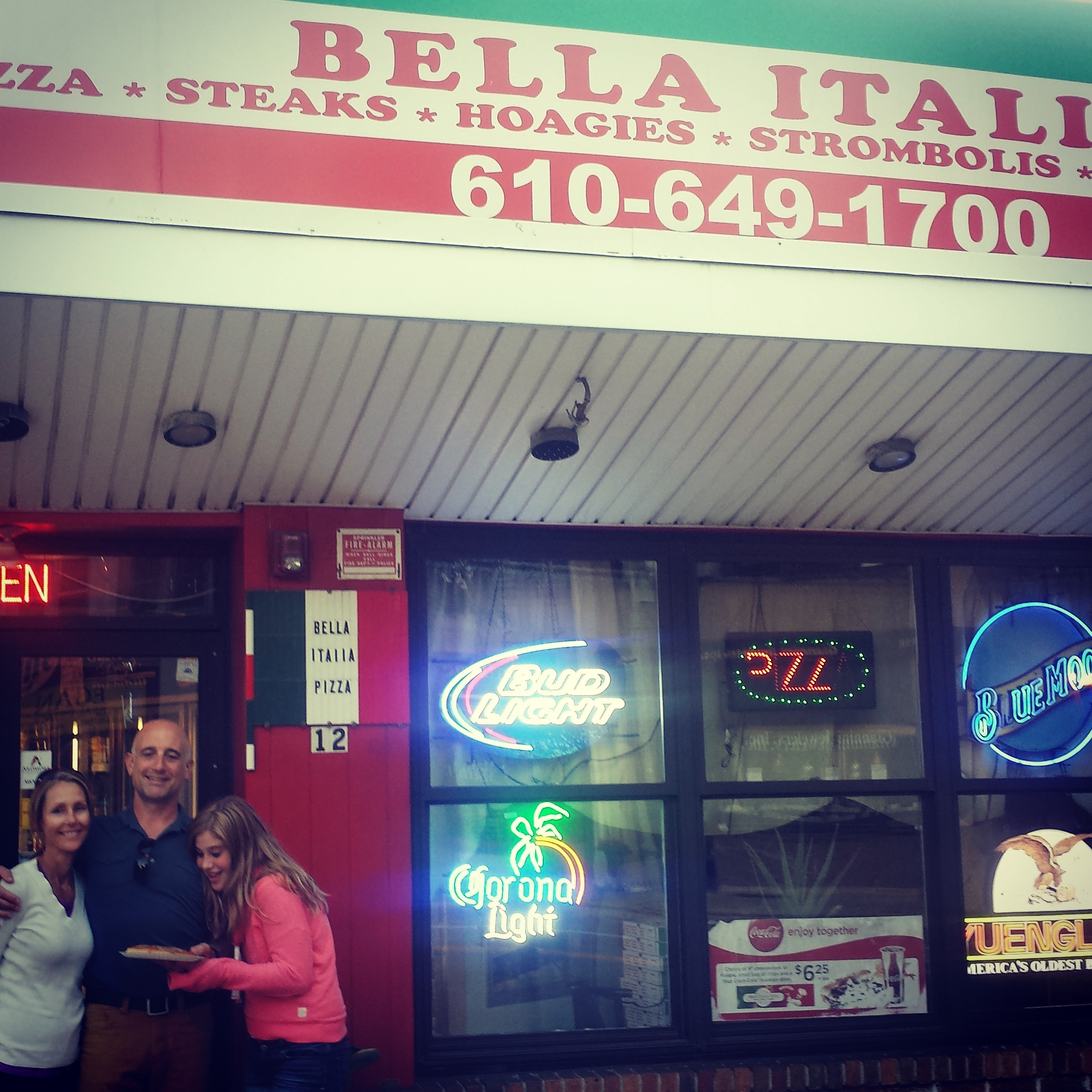 Best pizza in Philly