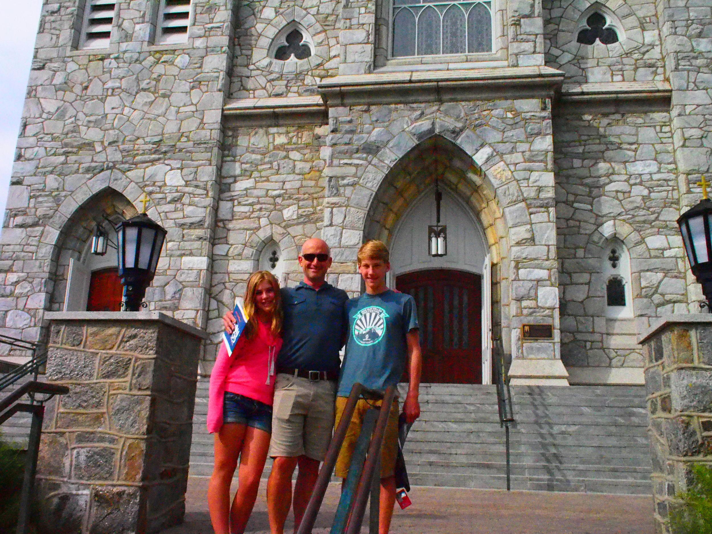 Our visit to Villanova