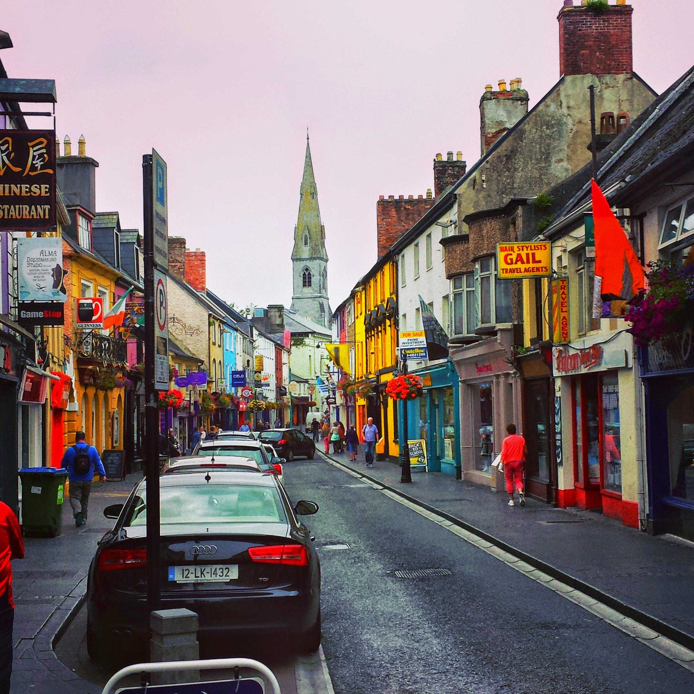 High Street in Ennis