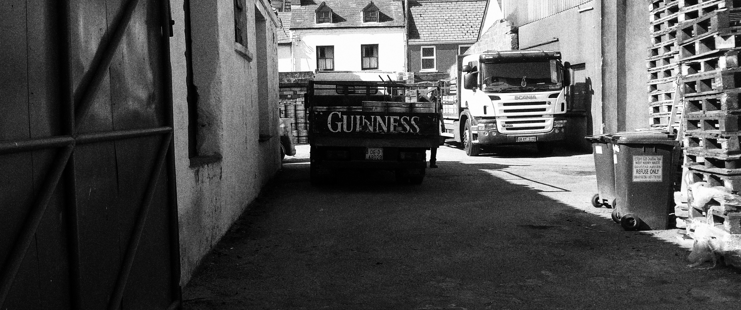 Guiness is everywhere