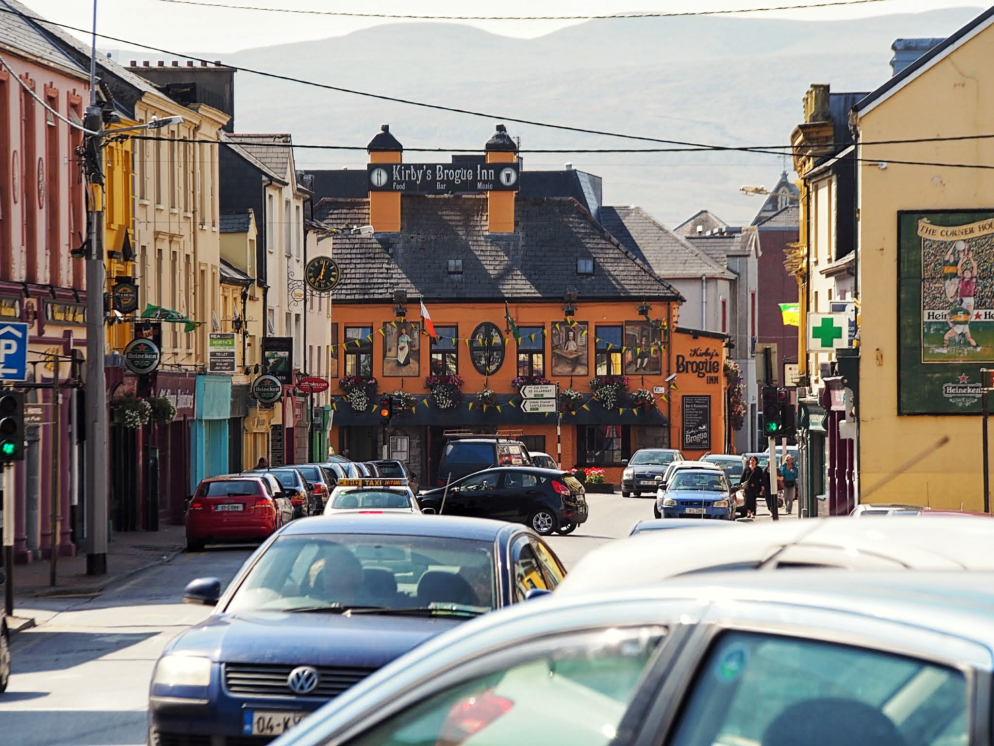 Downtown Tralee