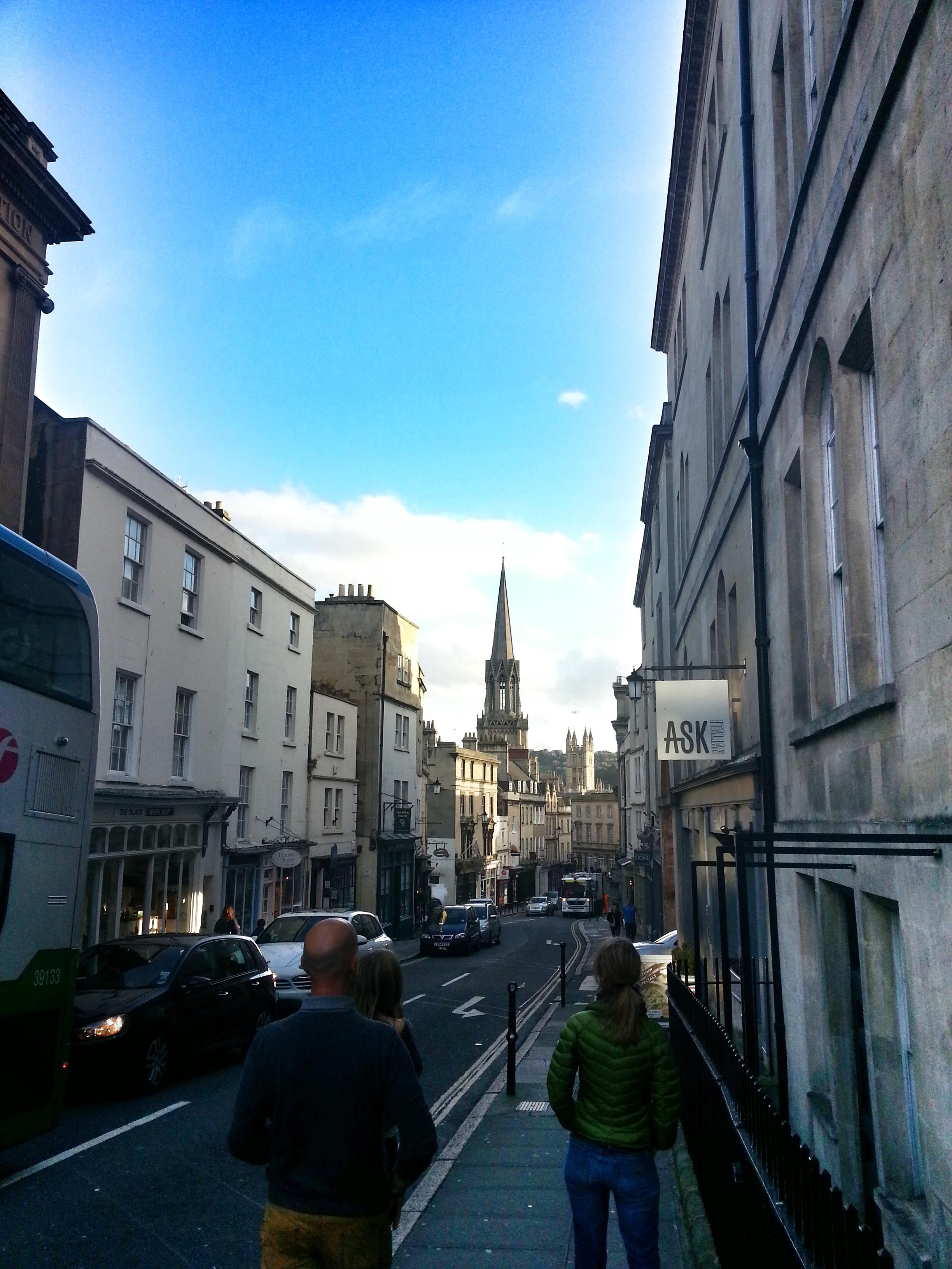 Bath - fantastic town!