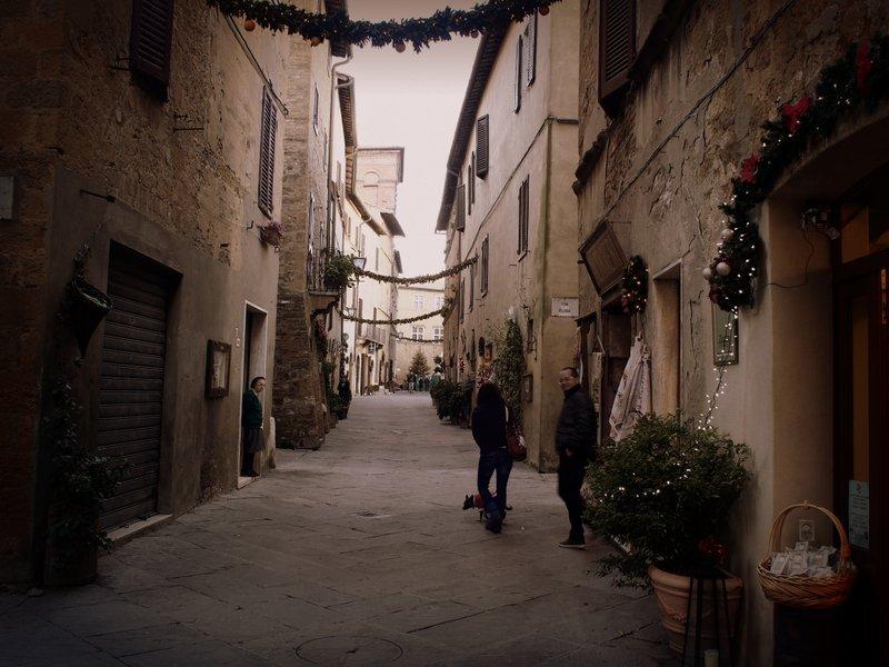 Beautiful Pienza