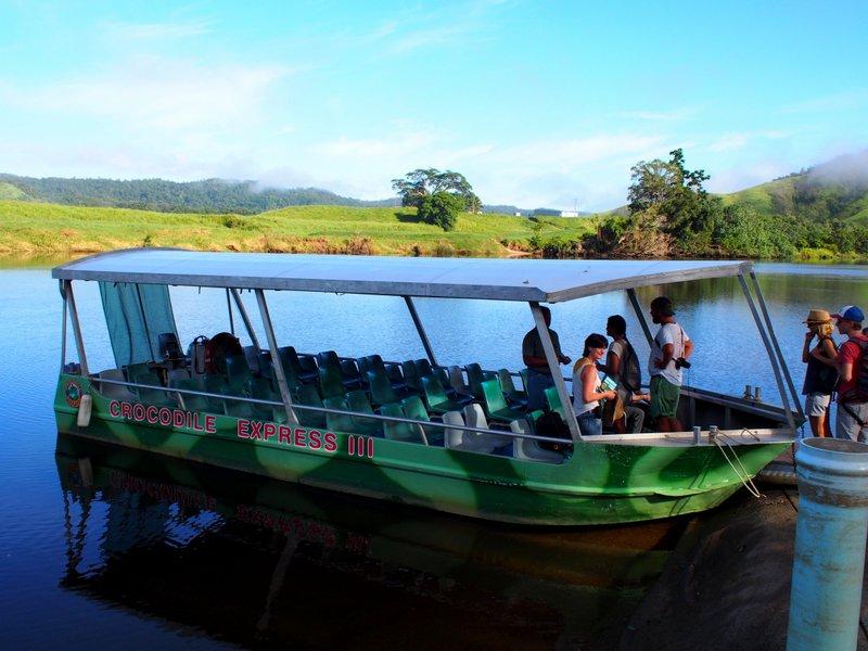 The Crocodile Express