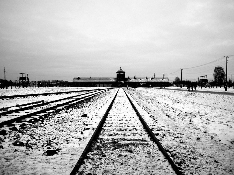 Visited Auschwitz and Berkinau
