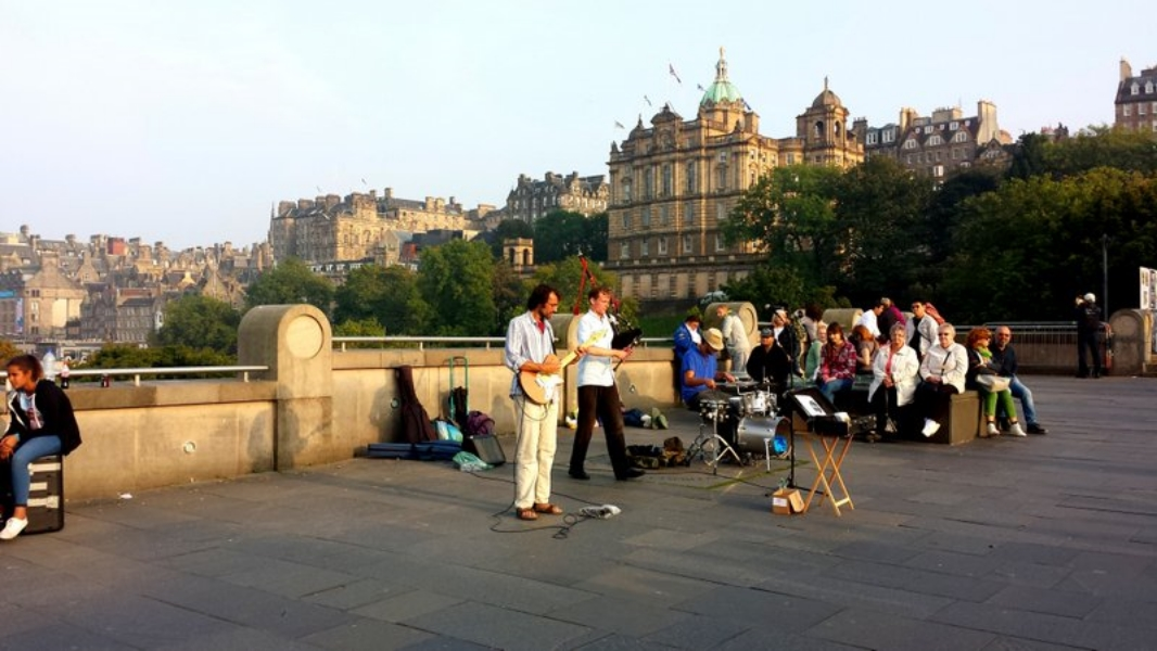 #9 - Edinburgh, Scotland