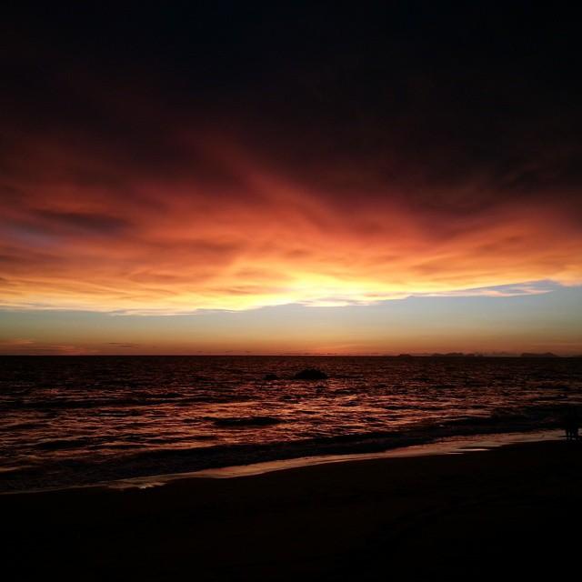 Thai sunsets