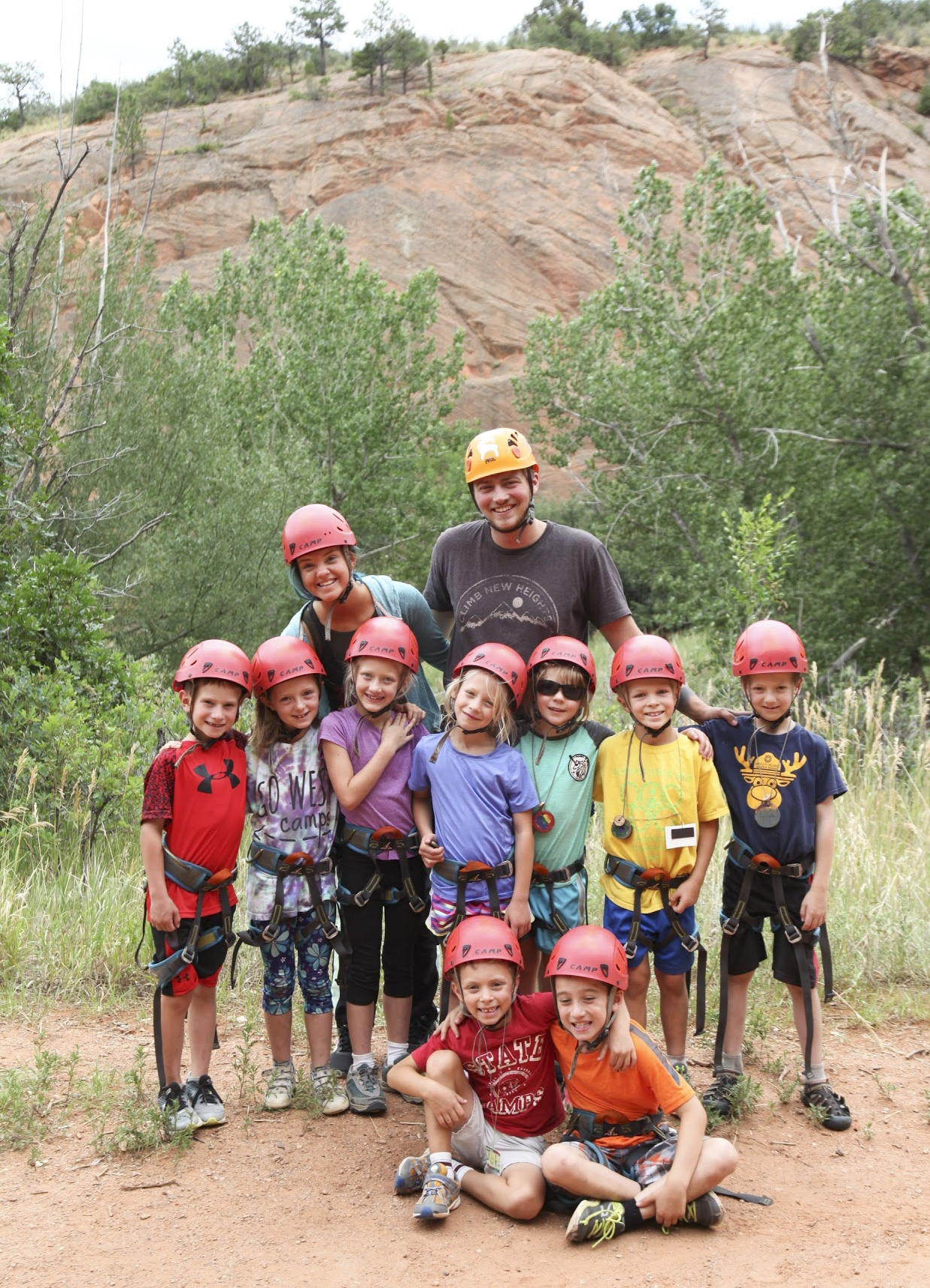 Go West Camps includes adventure activities in our summer day camps and teen programs. These activities give kids the opportunity to build skills and challenge themselves.