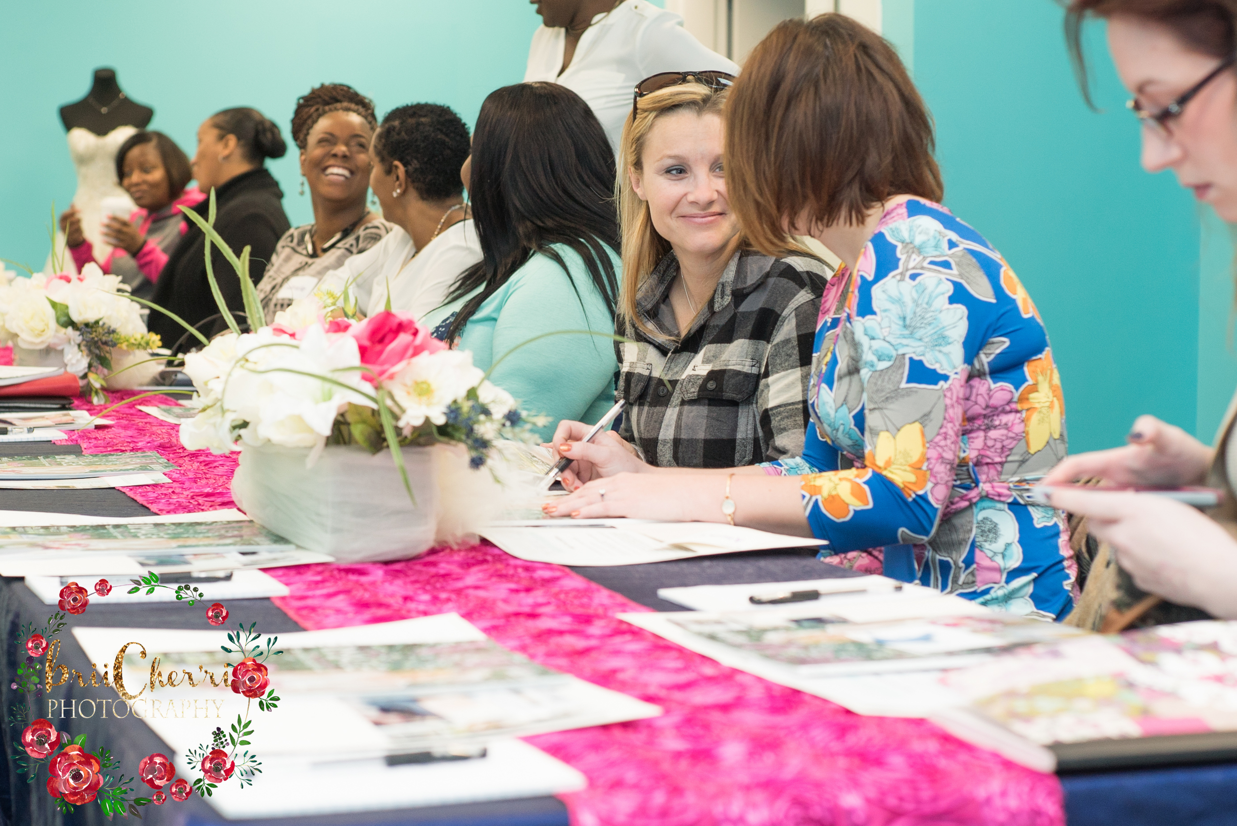Wedtalk : Elizabeth City : Brii Cher'ri photography : Eastern NC & VA Wedding Photography & Planning : The Bridal Lounge hosts the first ever WedTalk at the Museum of the Albemarle in Elizabeth City North Carolina
