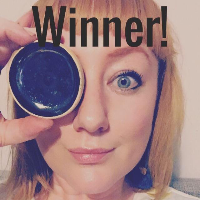 If I've ever met one, she's it: Winner! Please enjoy