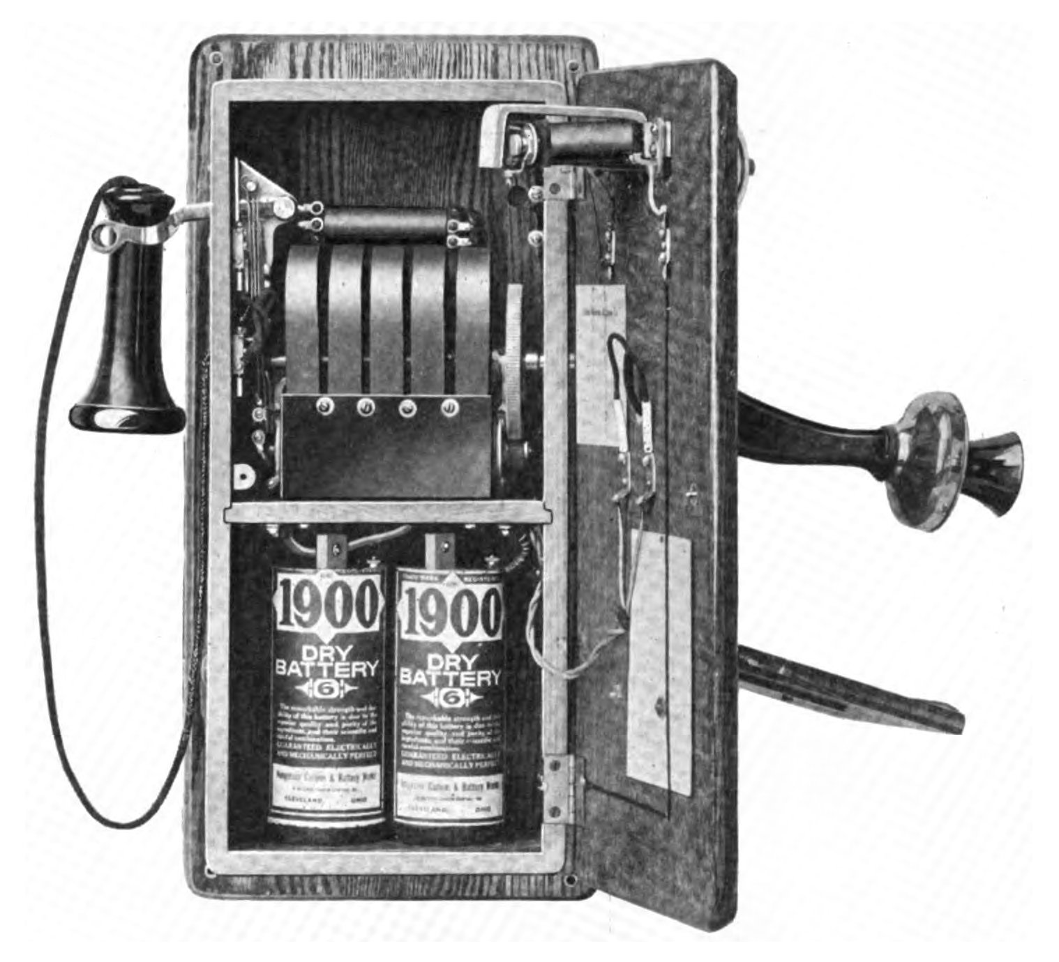 We've been fascinated with the telephone since it's invention... and what a trip we've been on ever since!