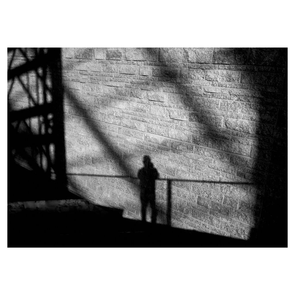 An introvert's self-portrait
