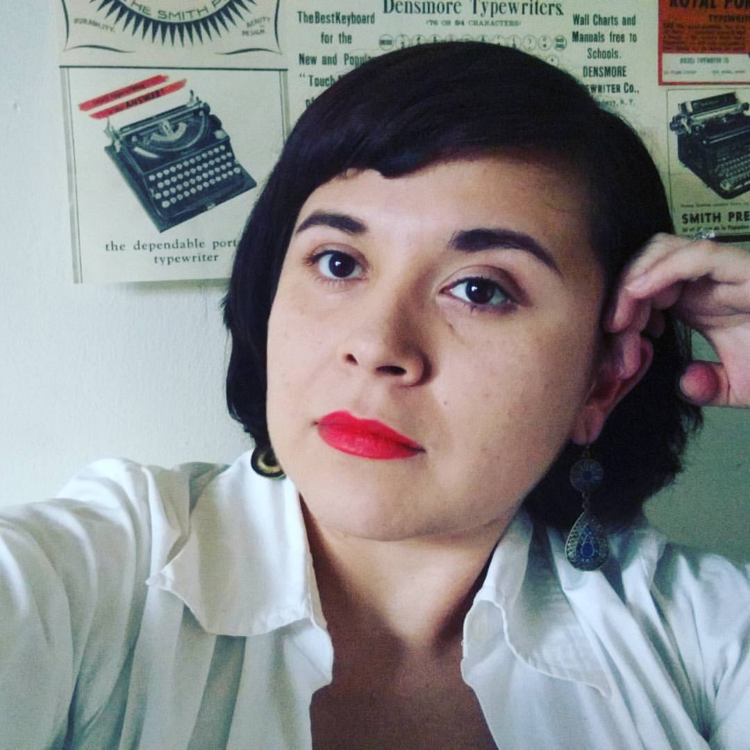 Week 3: Jennifer Patiño, 30, Writer, Poet, Future Archivist/Librarian. Click for full interview.