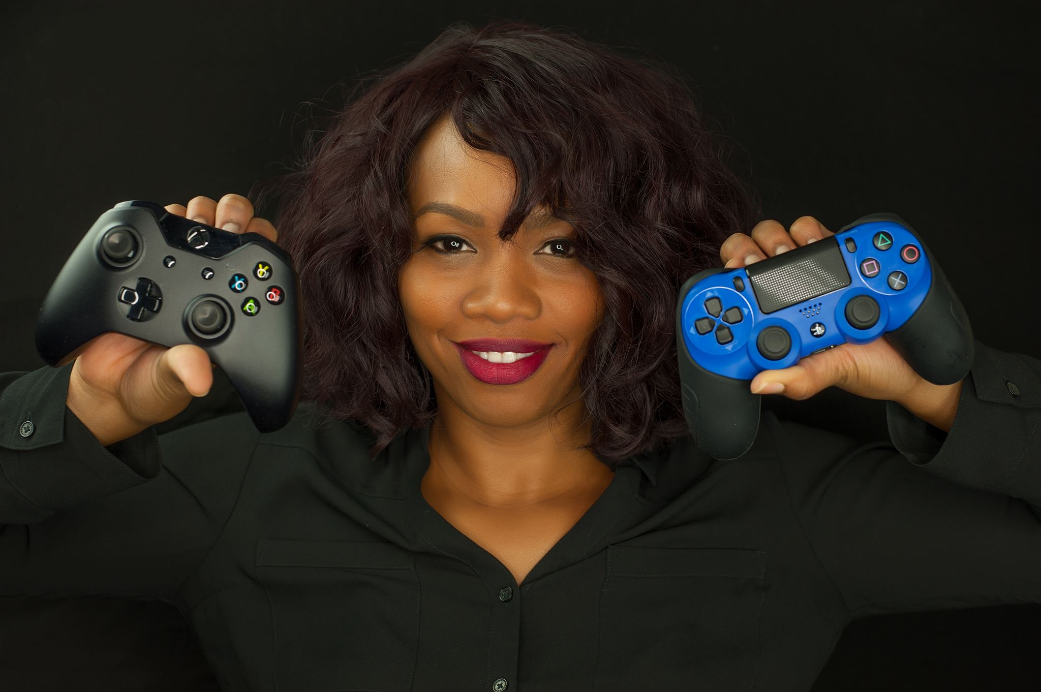 Week 5: Keisha Howard, 32, Founder of Sugar Gamers and The BlazeBreakers. Click for full interview.