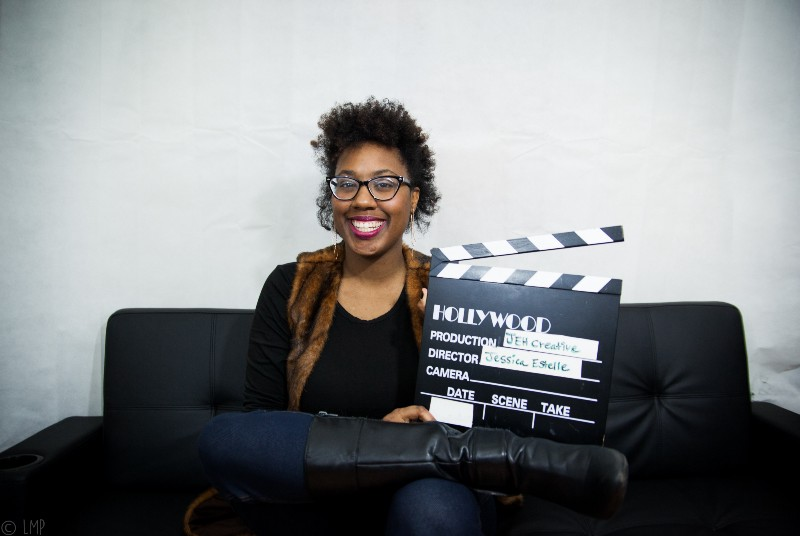 Week 10: Jessica Estelle Huggins, 26, Creative Producer. Click for full interview.