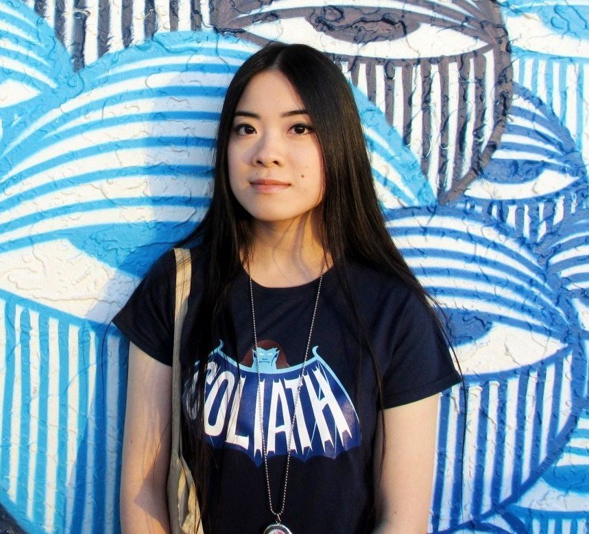 Week 4: Jenny Lam, 28, Artist, Independent Curator, Writer. Click for full interview.