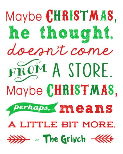 Printable found at  Happiness Is Homemade